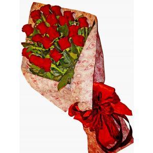 Червени рози - Букет от рози