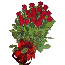 Класически рози - Букет от рози
