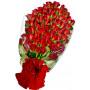 101 Red Roses Bouquet