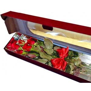 С много любов - Рози в кутия