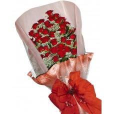 Джорджия - Букет от рози