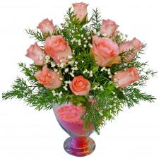 Грация - Аранжировка с рози