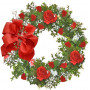 Isn't it Romantic? Flowers Wreath
