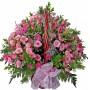 Жаклин - Кошница с рози