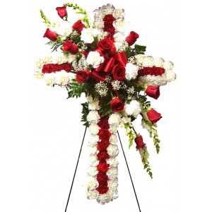 Big Standing Sympathy Cross