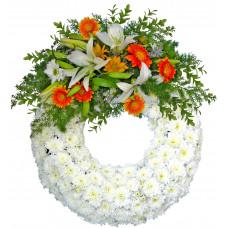 Sympathy Wreath  # 3
