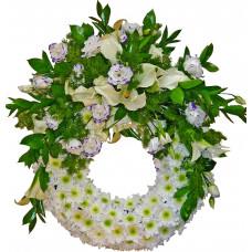 Sympathy Wreath  # 4