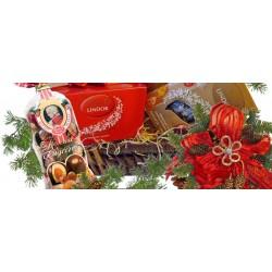 Christmas gourmet baskets