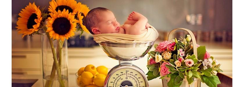 Newborn and kids