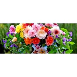 Букети с цветя