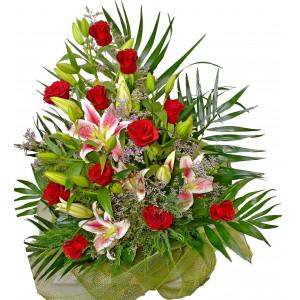 Samantha - Flower bouquet