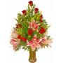 Mercedes - Flowers bouquet