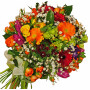 Melody - Mixed flowers bouquet