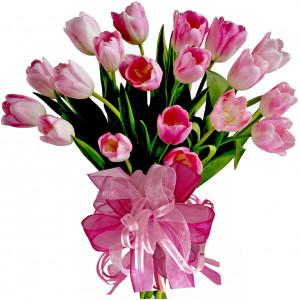 Isabella - Tulip bouquet