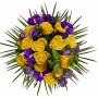 Violette - Flower Bouquet