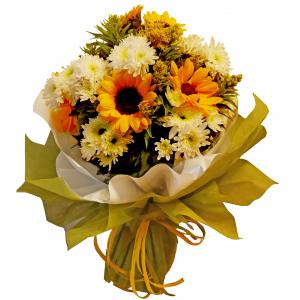 Sunny Days - Sunflower bouquet