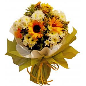 Sunny Days - Sunflower bouquet