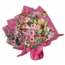 Spring Flowers - Mixed bouquet