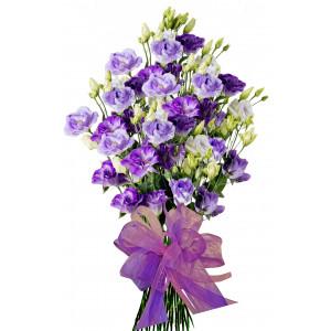 Claudia - Eustoma bouquet