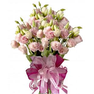 Allison - Eustoma bouquet