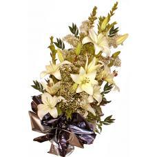 Casablanca - Lily Bouquet