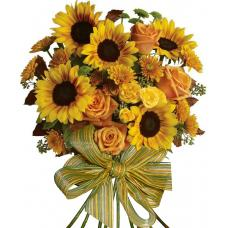 Hello, Sunshine - Sunflower bouquet