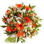 Skarlett - Mixed Flower Bouquet
