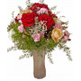 Ruby - Mixed bouquet
