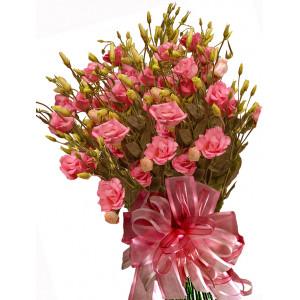Celine - Eustoma bouquet