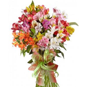 Zoe - Alstroemeria bouquet