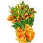 April - Tulip bouquet