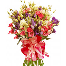 Milady - Lisianthus bouquet mix