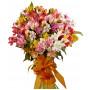 Malaysia - Alstroemeria bouquet