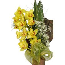 Отава - Букет от орхидея