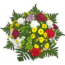 Франсис - Букет от хризантеми
