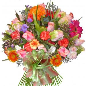 Анастасия - Букет с цветя