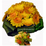 Burst of Joy - Gerbera bouquet
