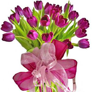 Agatha - Tulip bouquet
