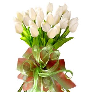 Bianca - Tulip bouquet
