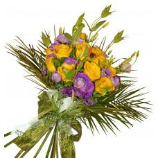 Вайълет - Букет с цветя