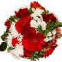 Дебора - Букет цветя микс