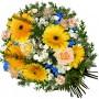 Радост - Букет с цветя