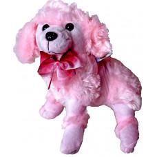 Poodle Amelie - Pink Soft toy