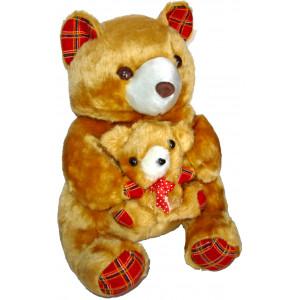 Nicoletta and Nicolas - Teddy Bear